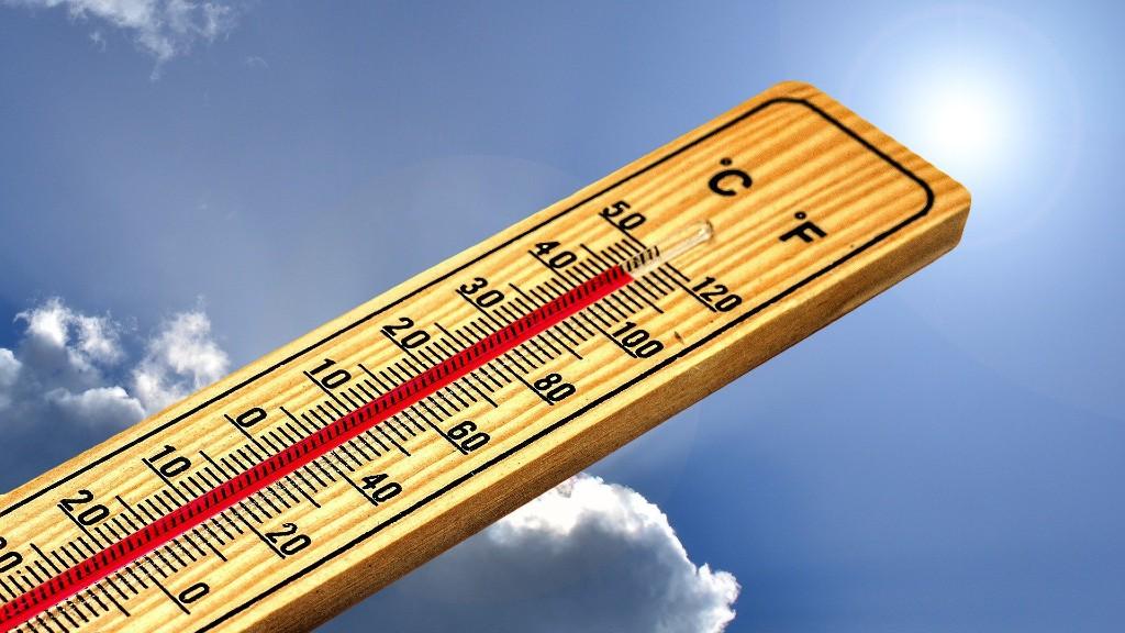 Forró nyár várható (fotó: Pixabay)