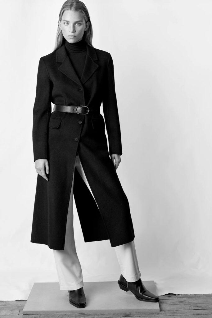 Zara gyapjúkeverék kabát övvel - 35,995 Ft25,995 Ft