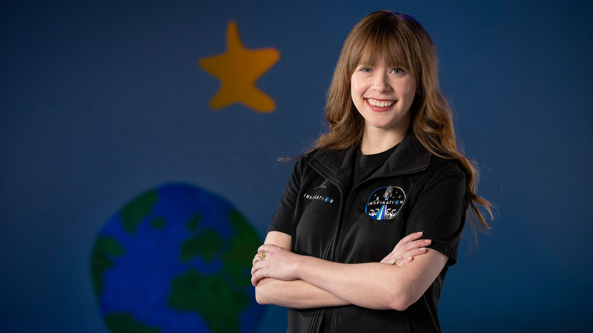 Hayley Arceneaux, az űrutazás egyik legújabb úttörője