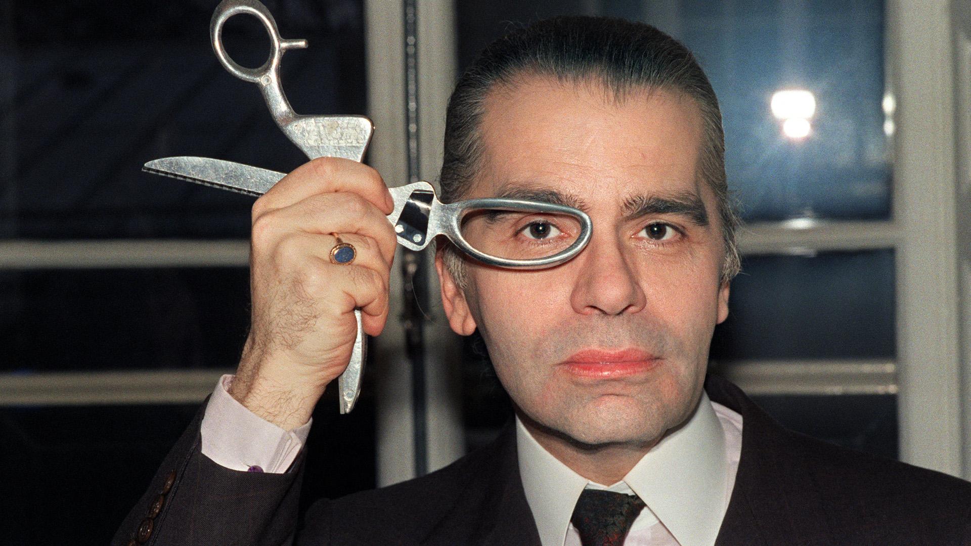 Fény derült Karl Lagerfeld titokzatos életére
