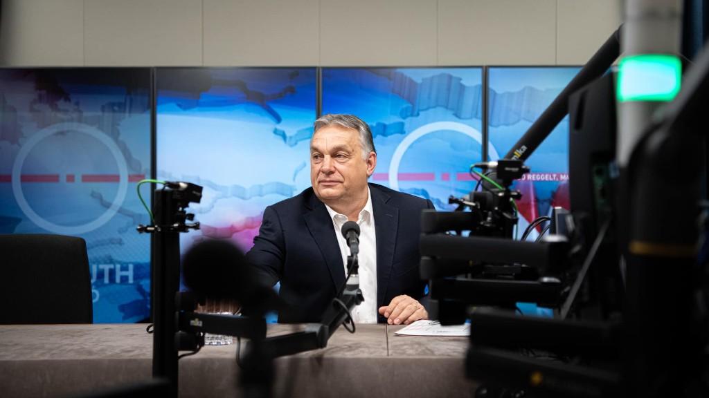 Orbán Viktor szerint húsvétra minden regisztrált be lesz oltva