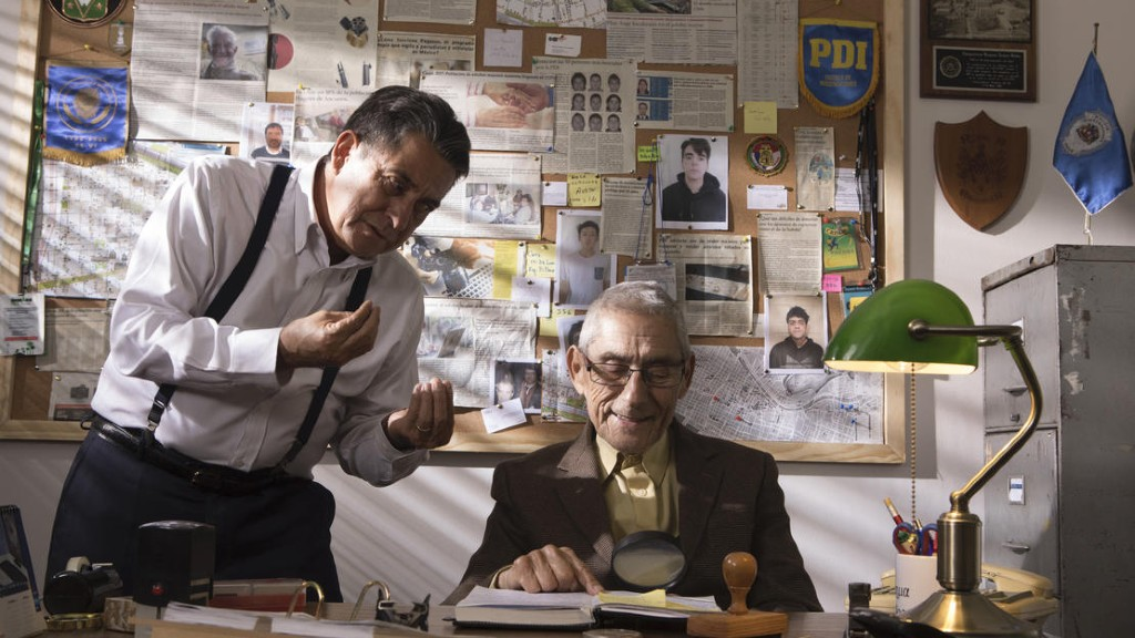 Sergio és Romulo a Kedves kém című filmben (fotó: BIDF)
