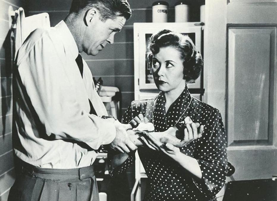 A 36 Hours című filmben, 1953-ban (Forrás: IMDb)