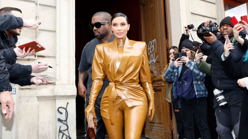 Válik Kim Kardashian és Kanye West
