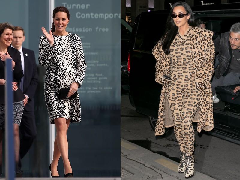 Katalin hercegné vs. Kim Kardashian (Fotó: Getty Images)