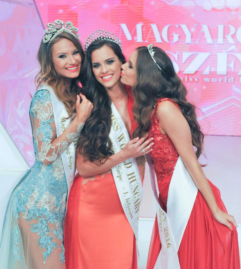 Gelencsér Tímea 2016-ban lett Miss World Hungary győztese