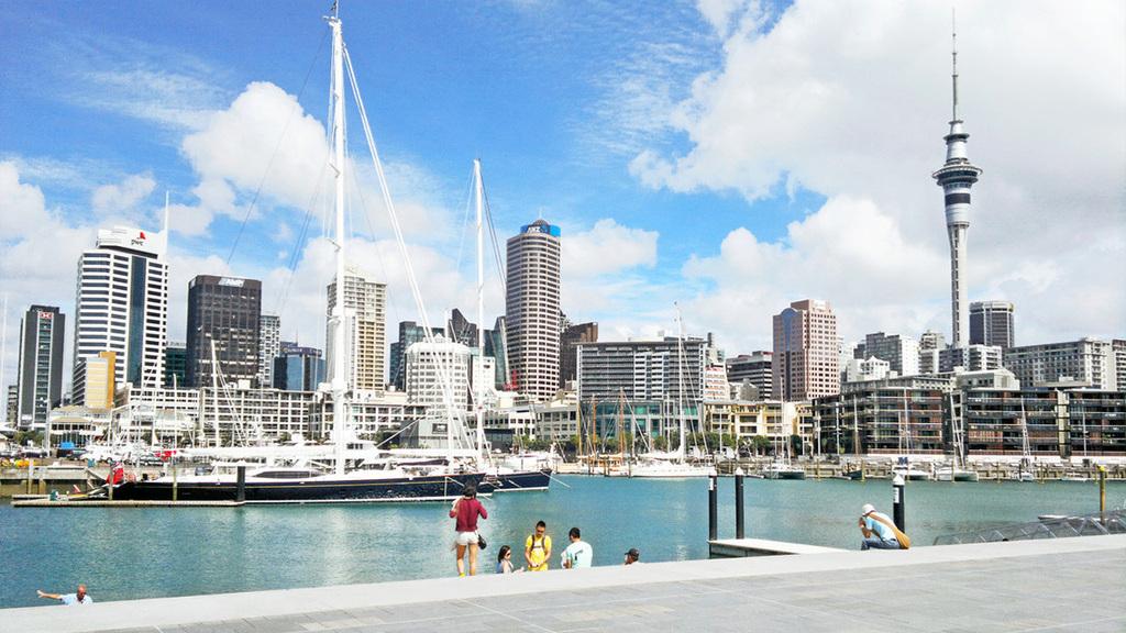 Aucklandra 3 nap karantén vár (Fotó: Wikipédia)