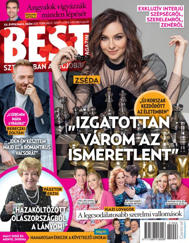 Így kényezteti párját Bereczki Zoltán – a 44 éves színész-énekes ritkán beszél a magánéletéről, de most kivételt tett