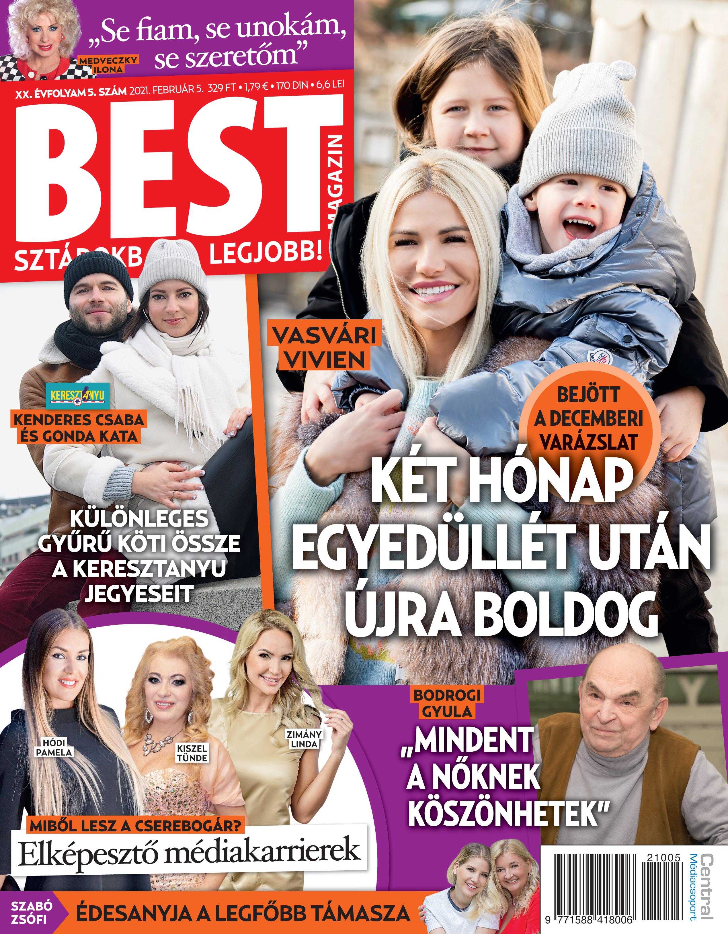 BEST magazin