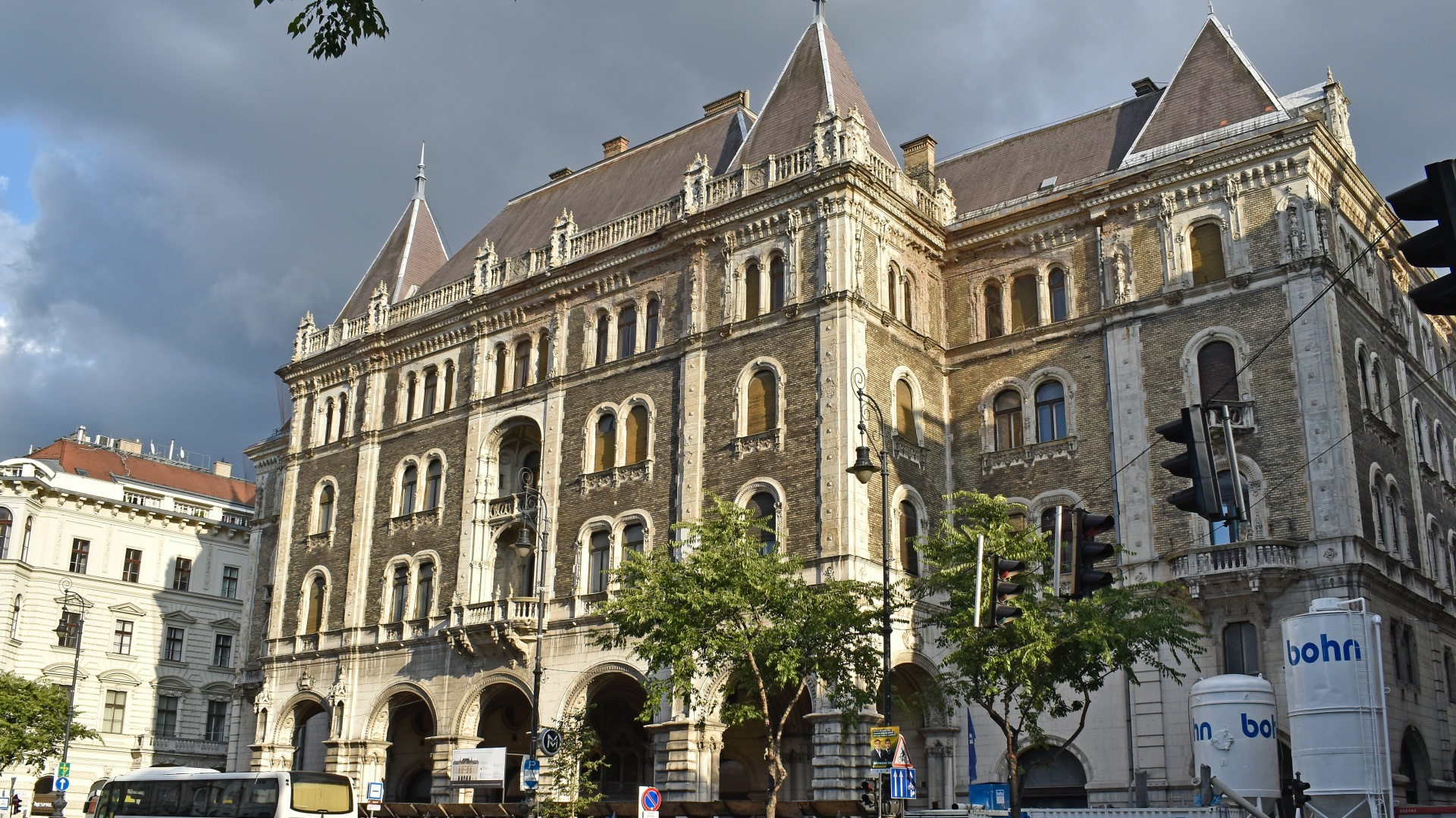 A Drechsler-palota a budapesti Andrássy úton