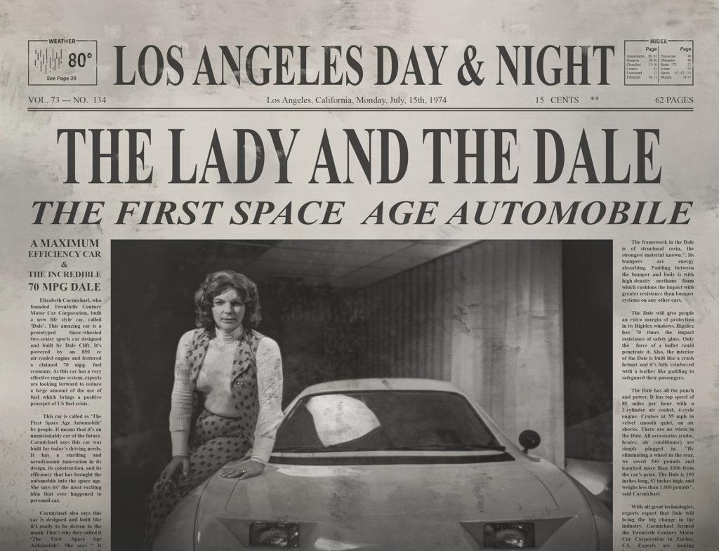 A hölgy és az autó a világ leghihetetlenebb csalásának története