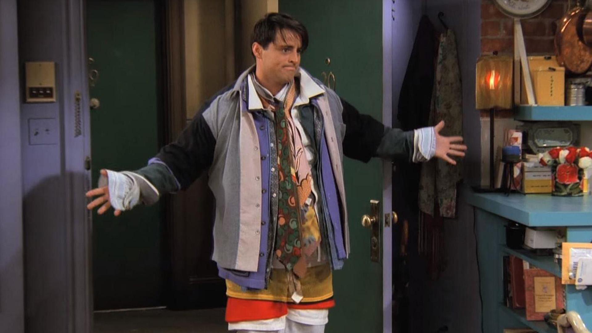Joey a Jóbarátokból