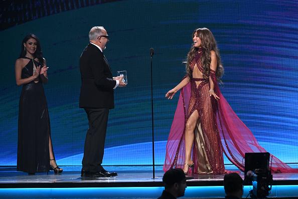 Thalía a 2019-es laton Grammy díjátadón