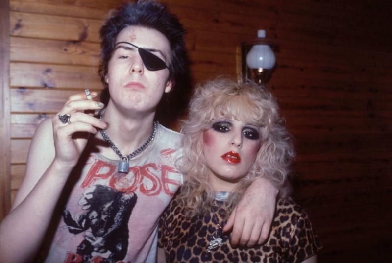 Sid Vicious és Nancy Spungen