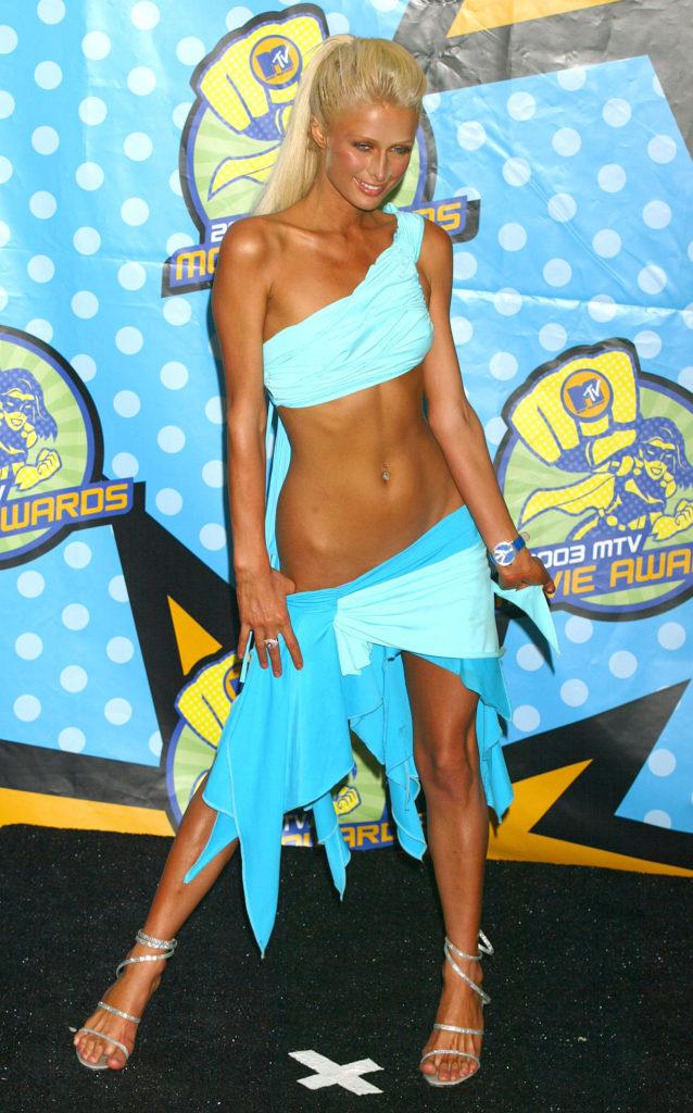 A 2003-as MTV Movie Awardson