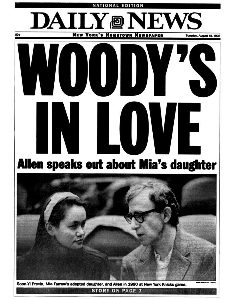 Dokumentumfilm készült Woody Allen gyerekmolesztálási botrányáról