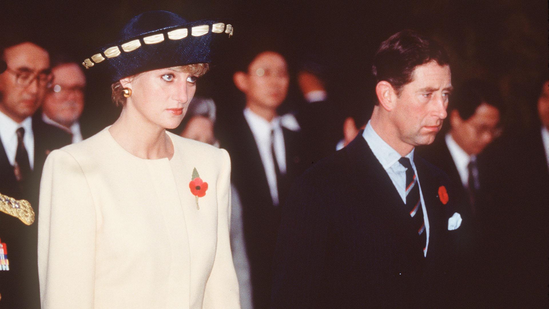 Így ment tönkre Károly és Diana kapcsolata