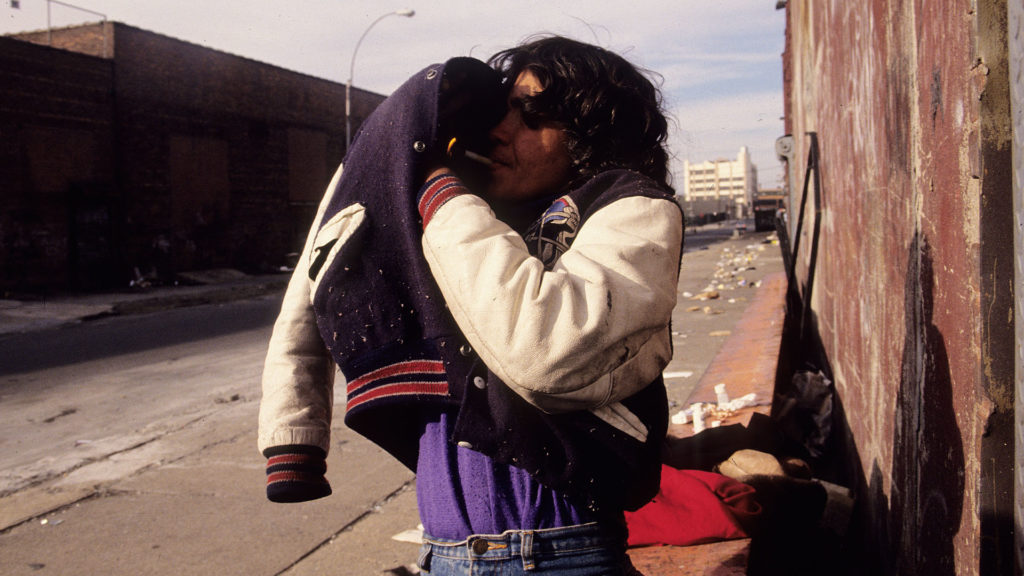 Amerika: amikor szülés után tömegével börtönözték be a főleg fekete, crack-függő anyákat