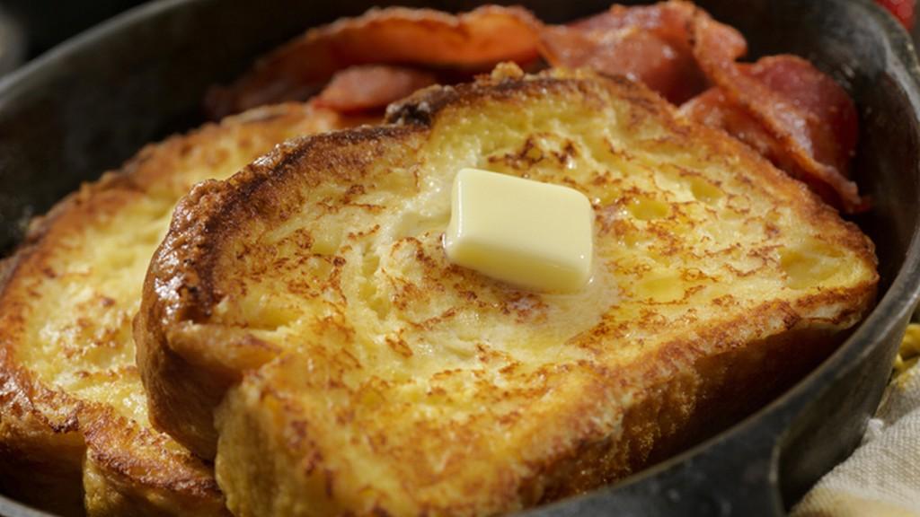 Bundás kenyér recept
