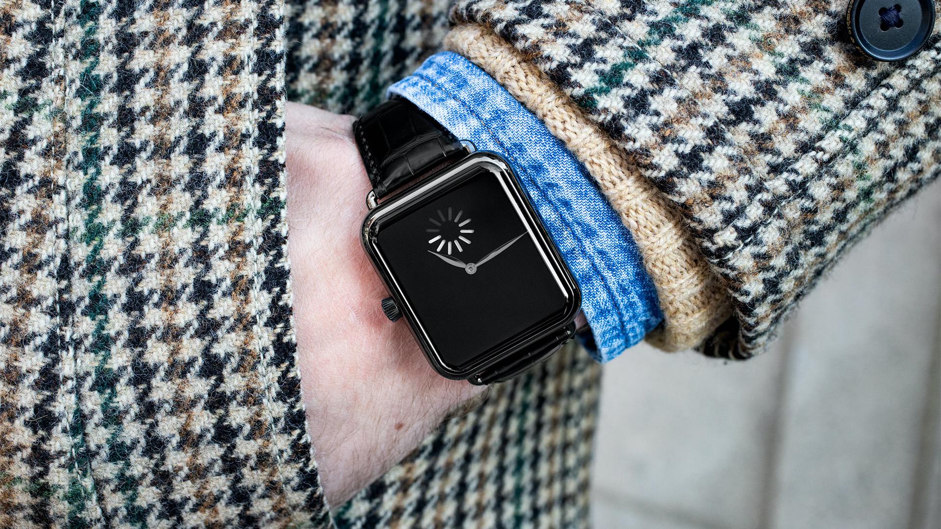 Úgy néz ki, mint egy Apple-óra, de ötvenszer annyiba kerül
