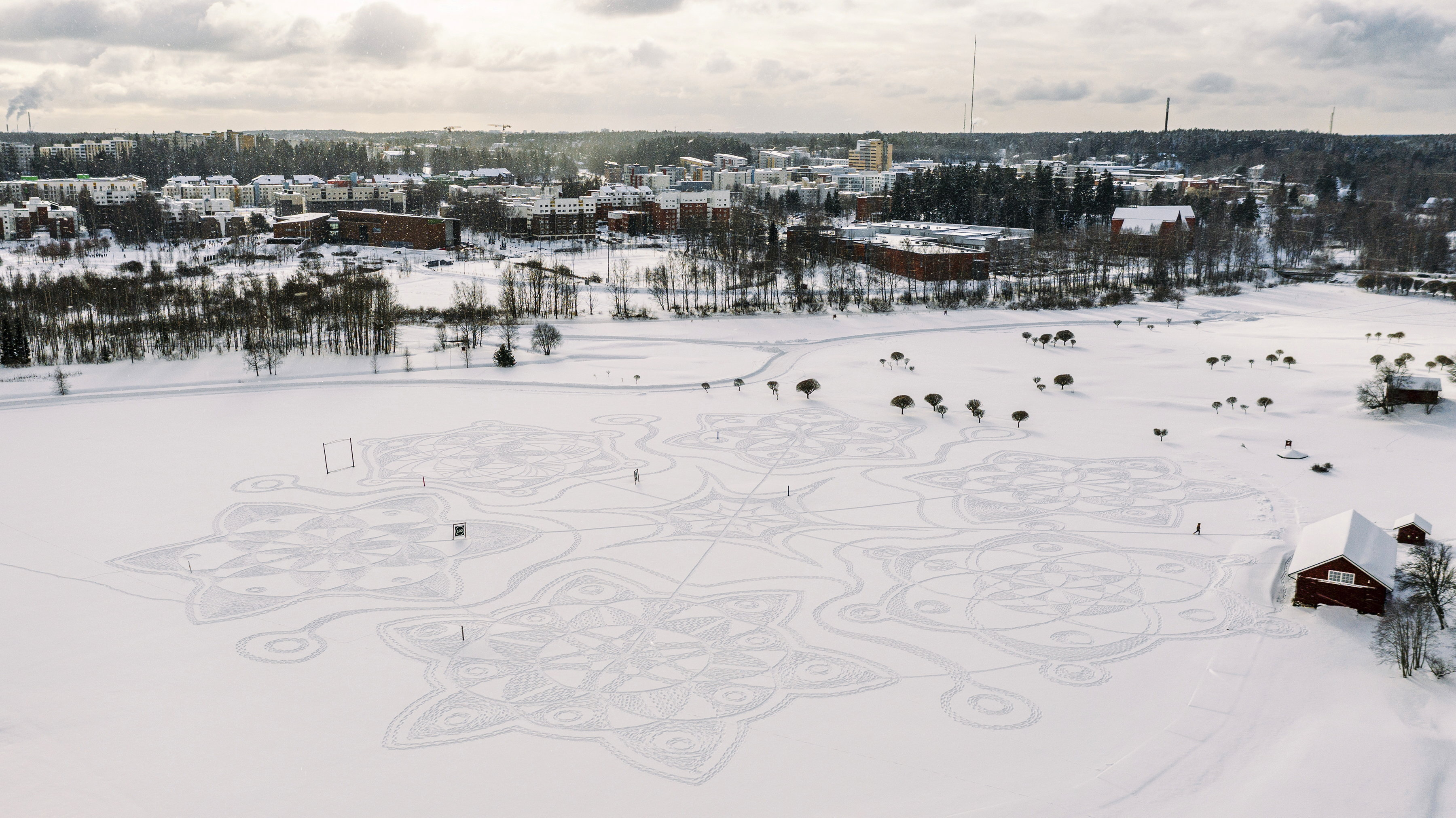 Hórajz Finnországban
