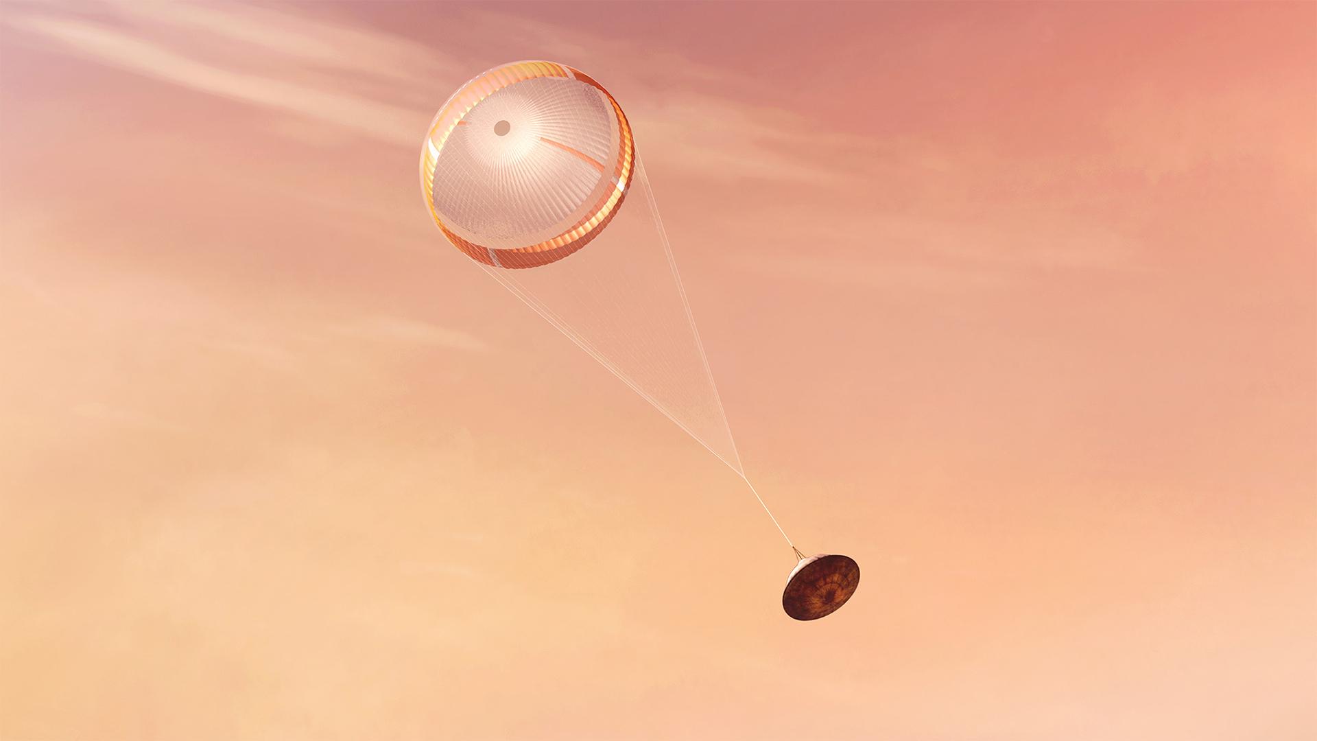 Ma este érkezik a Marsra a NASA kutatórobotja