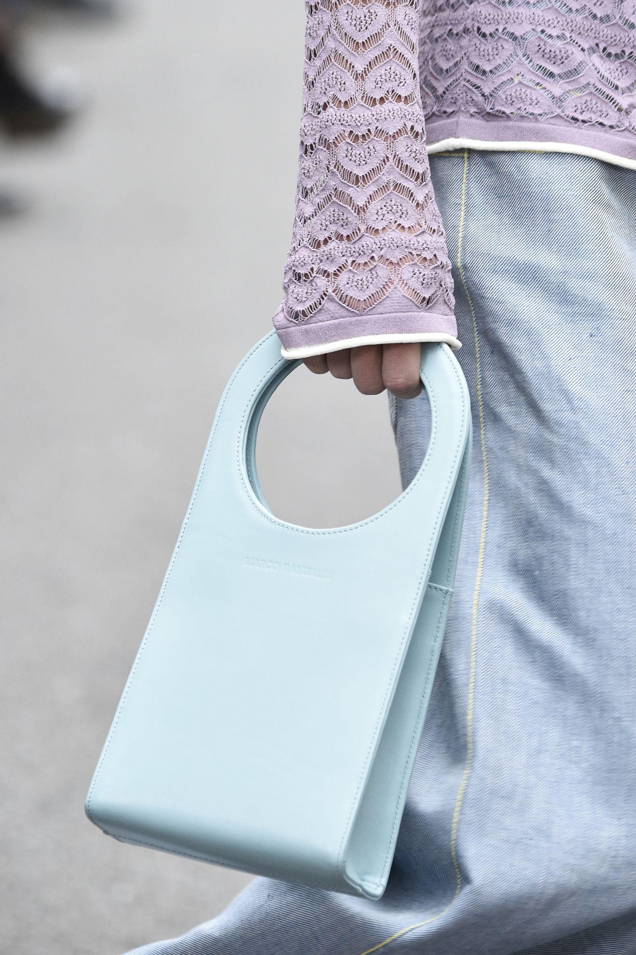 minimalista táska Marco Rambaldi