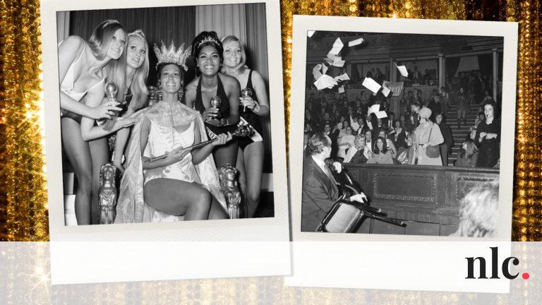 Miss World 1970 – Megdobált műsorvezető, feministák, botrány és az első fekete világszépe