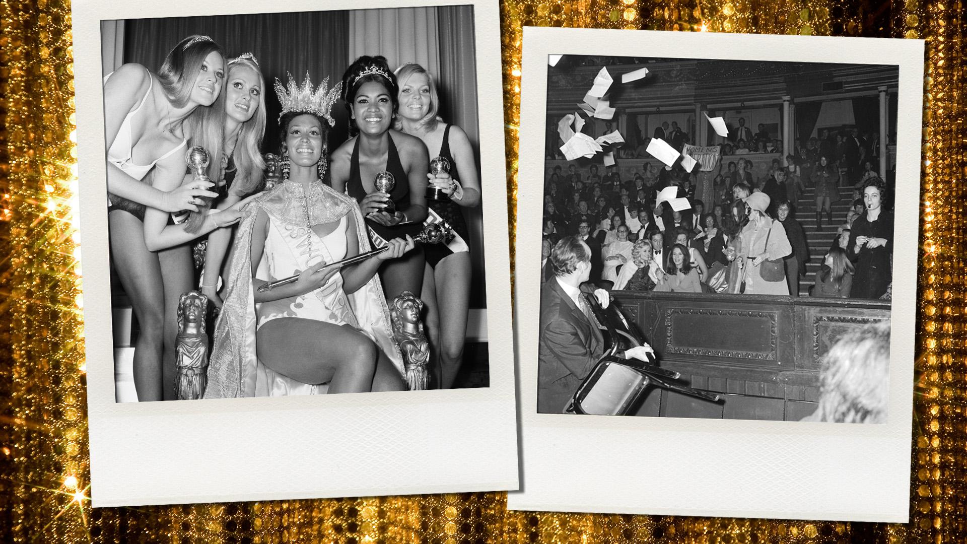 Botrányba fulladt az 1970-es Miss World