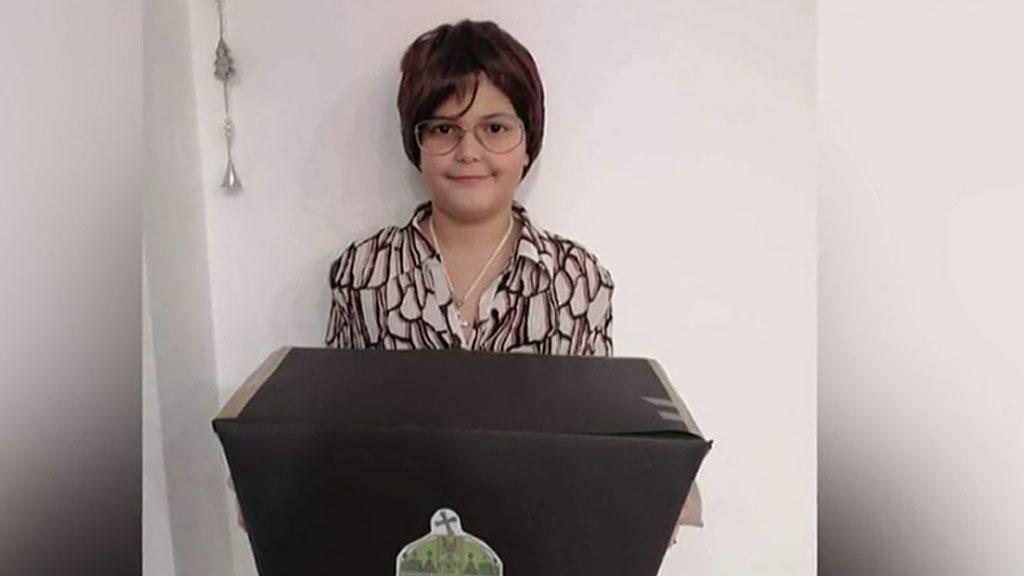 Müller Cecília jelmez