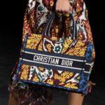 nagyméretű táska Dior