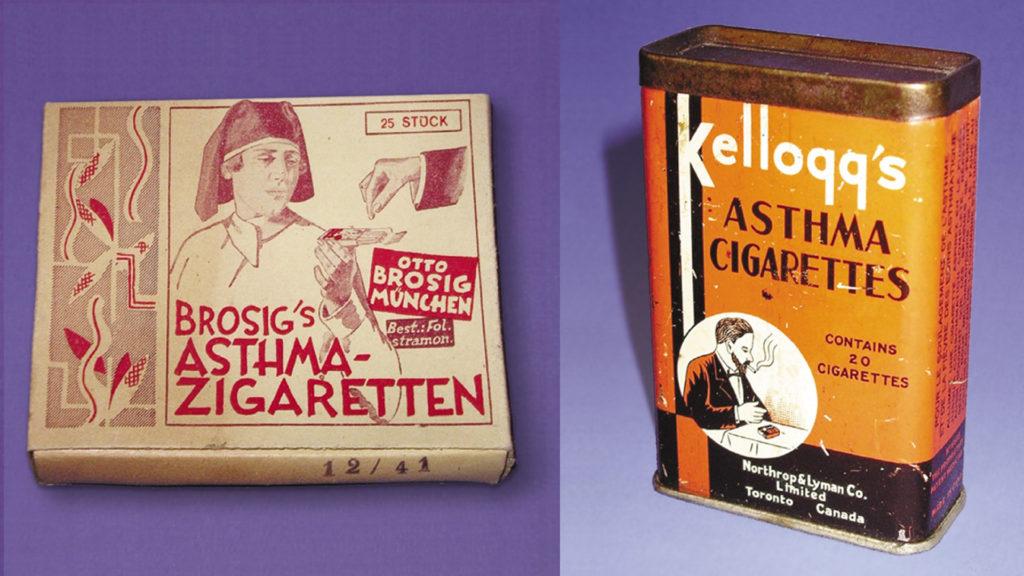 Köhögésre heroint, asztmára cigarettát – 6 régi gyógykezelés, amitől feláll a hátunkon a szőr