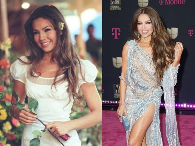 Thalía akkor és most