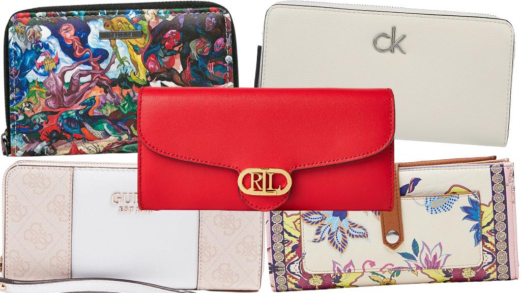 divatos női pénztárcák