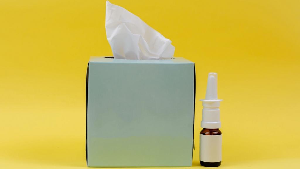 Vírus elleni orrpsray lehet a megoldás.