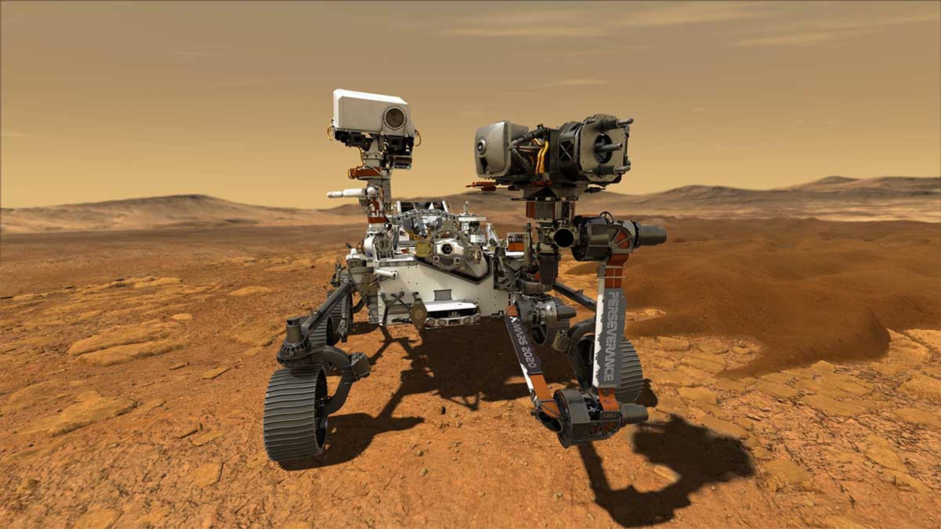 Ezen a térképen nézheted, merre jár épp a Mars-robot