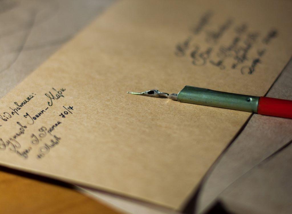 posta, csalók, boríték