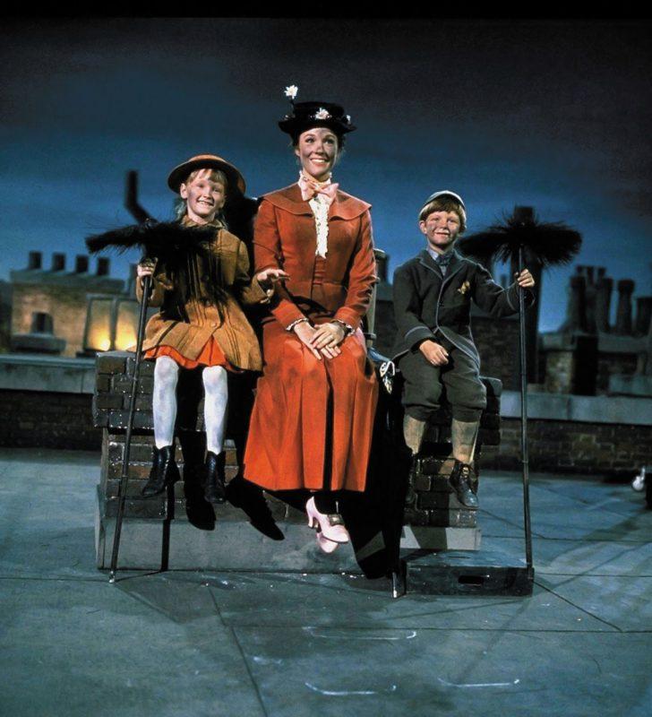 Mary Poppins és a Banks gyerekek