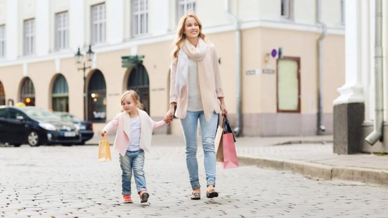 Élmény és kellemes családi program is lehet a vásárlás, ha nem kényszerű rutin.