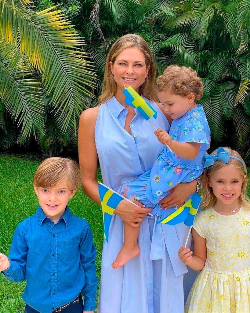 Svédországban XVI. Károly Gusztáv 2019-ben jelentette be, hogy hét unokájából öt hivatalosan nem tagja többé a királyi családnak
