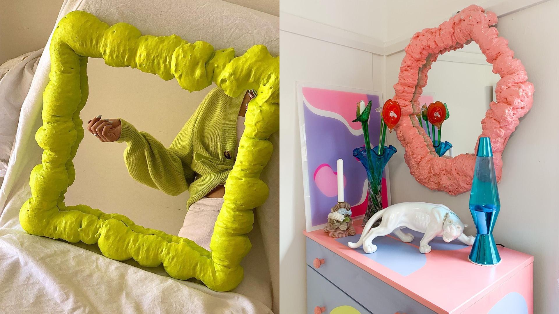 Így lett a DIY-rajongók kedvence a pink purhab