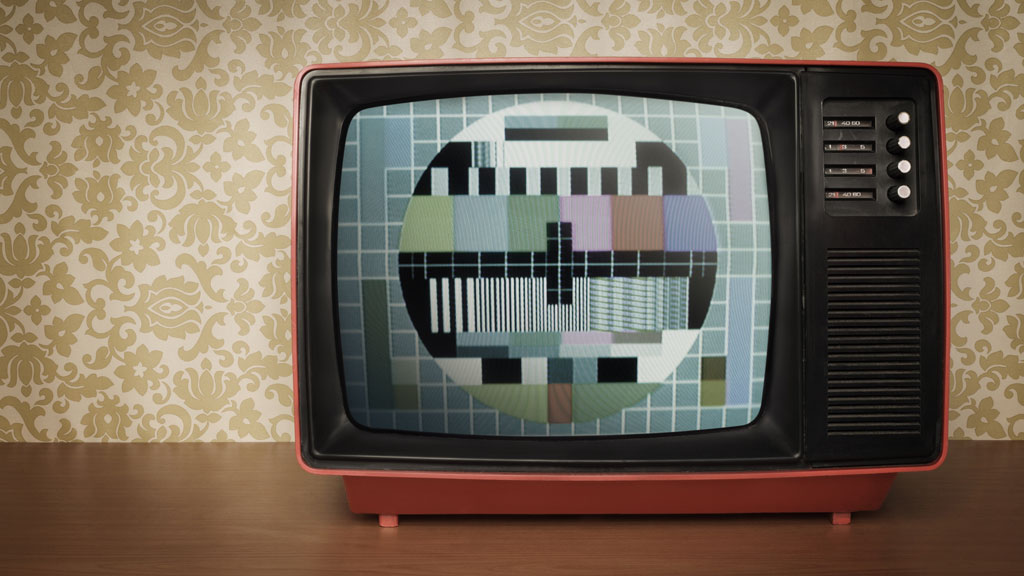 régi TV