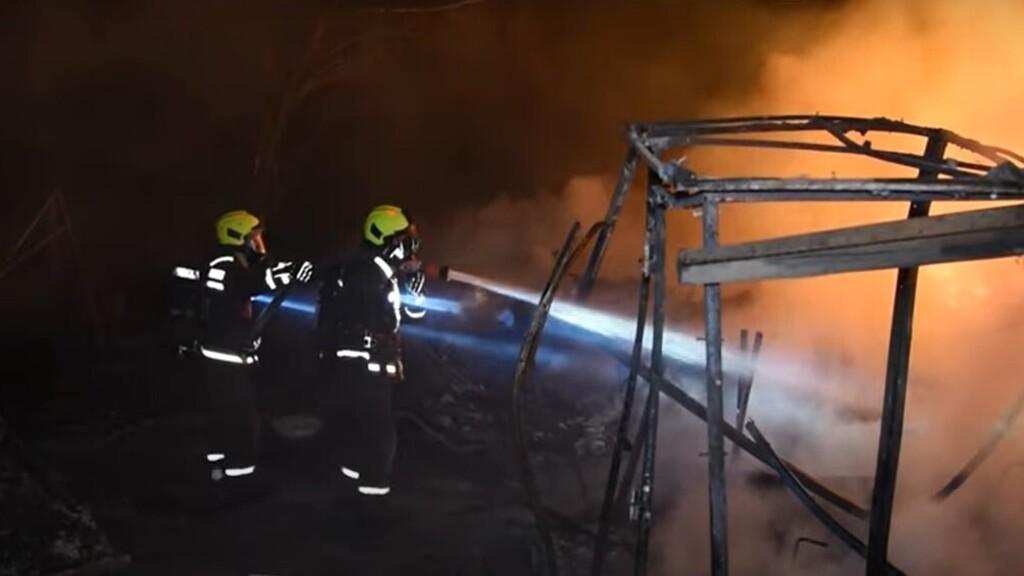 Így telt a budapesti tűzoltók 2020-as éve - videó!