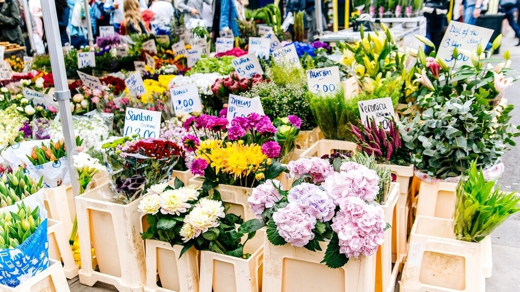 Épp Valentin-nap előtt gyulladt ki a piac. Képünk illusztráció! (Fotó: Pexels.com)