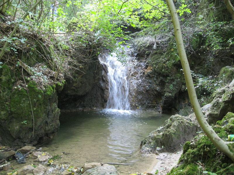 Jegenye-völgyi vízesés