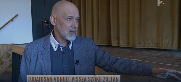 Szőke Zoltán tudatosan vonult vissza