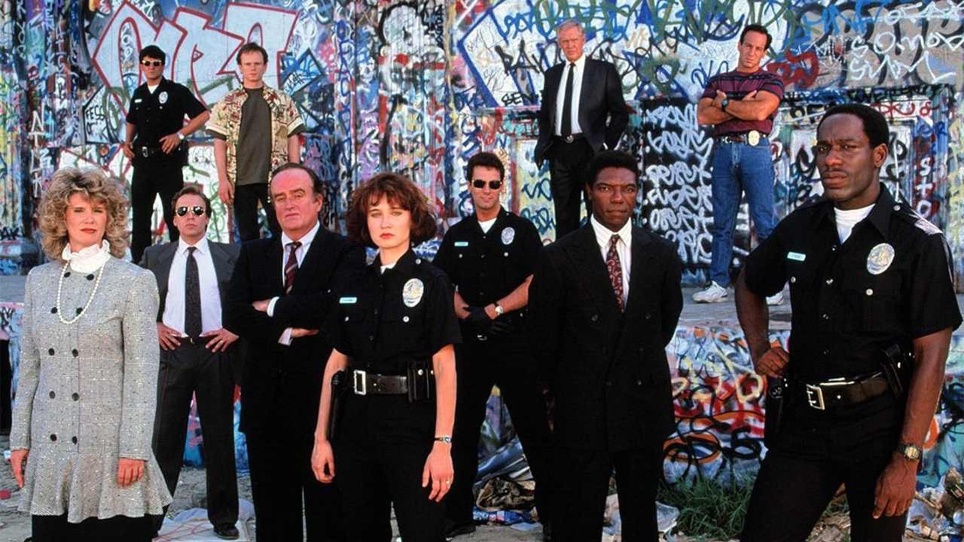 Cop Rock: Az éneklő zsarus tévésorozat