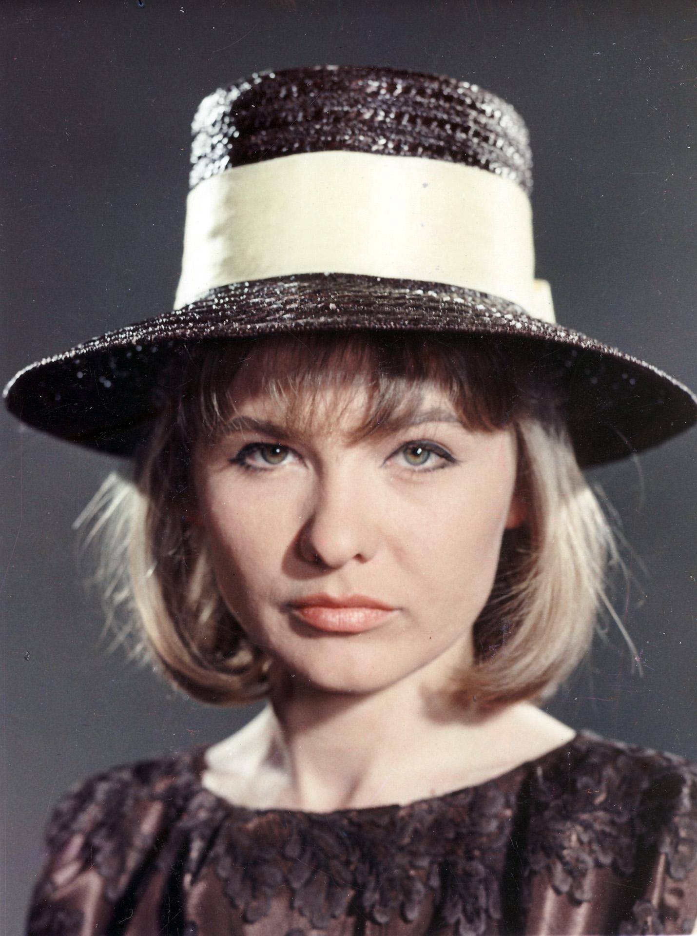 Portré 1964-ből (Fotó: Meglepetés Archívum)