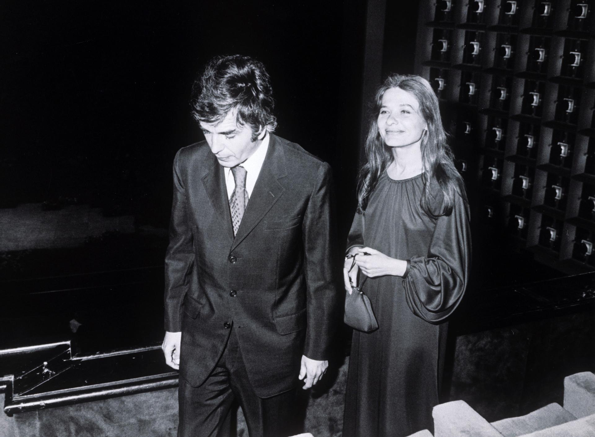 Maár Gyula és Törőcsik Mari (Forrás: a színésznő archívumából)