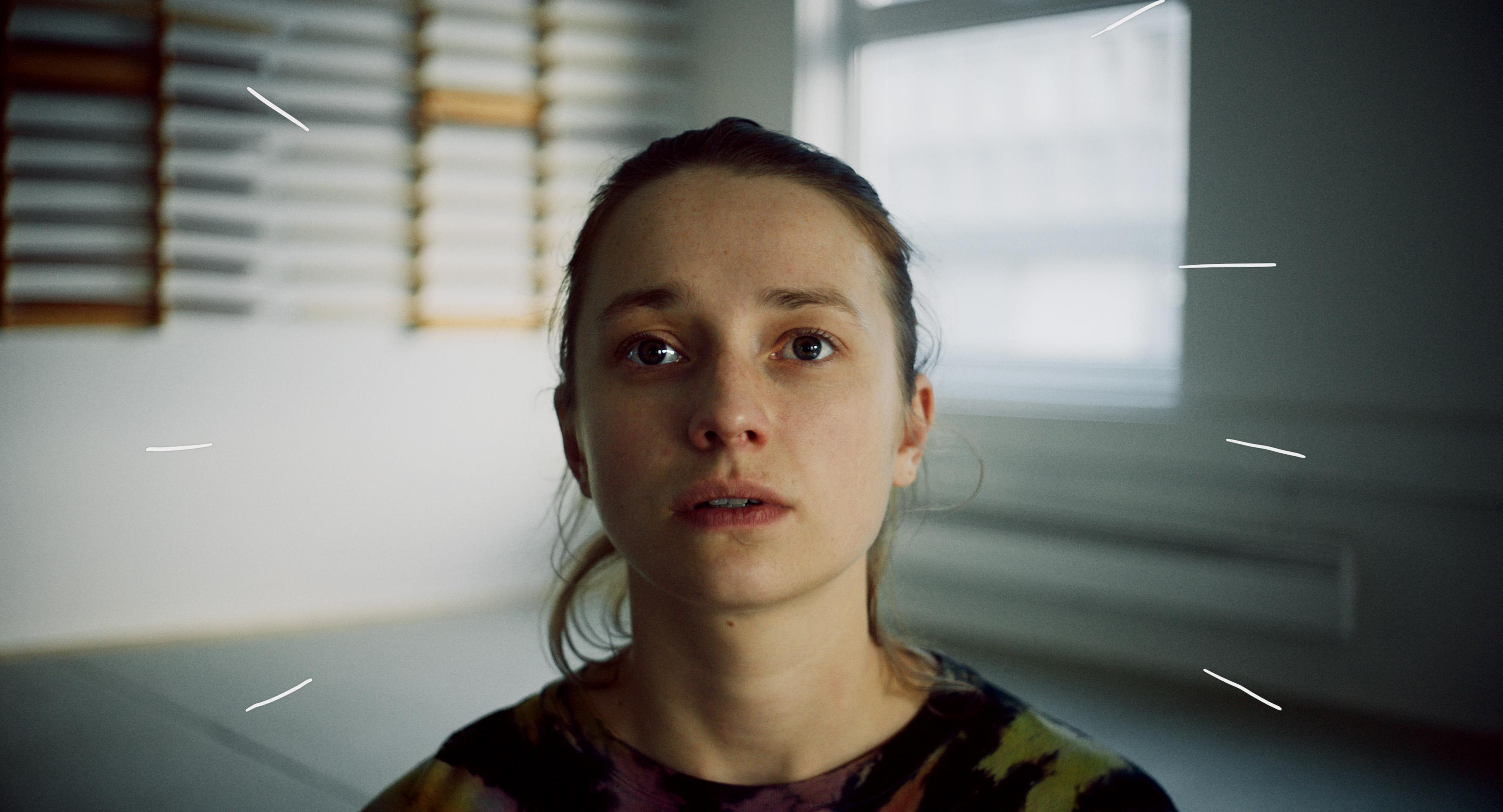 Kristine Kujath Thorp a Ninjababy című filmben (fotó: Berlinale)